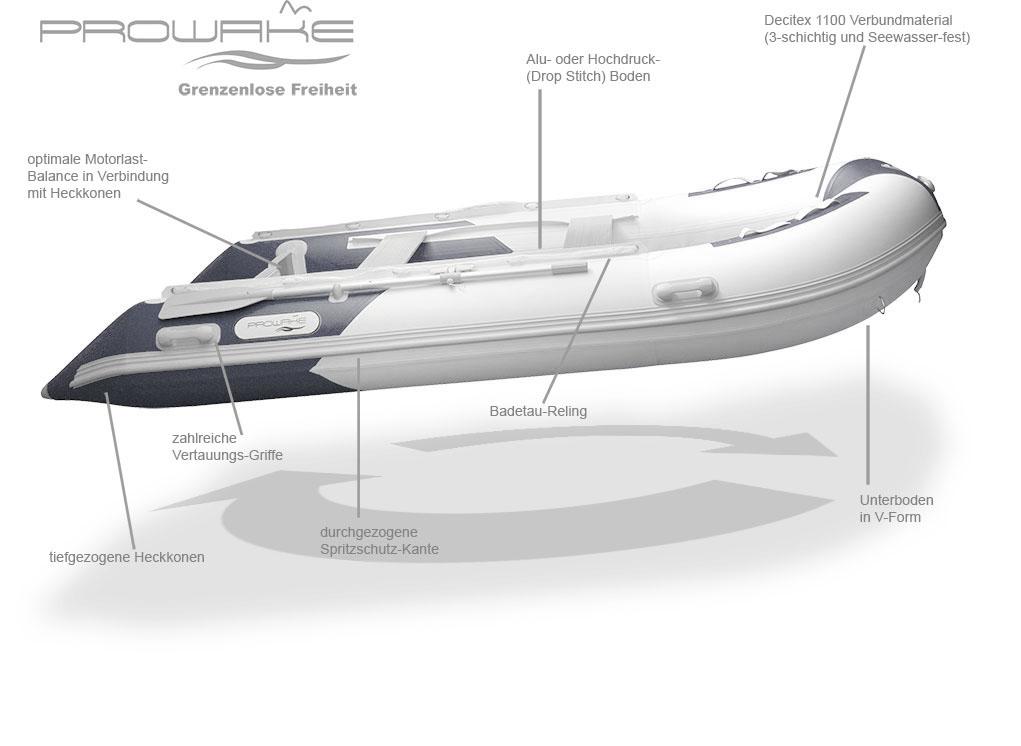 Prowake Lagerverkauf Schlauchboot Und Außenborder Zu Günstigen Preisen Schlauchboote Mit Motor Direkt Ab Lager Kaufen