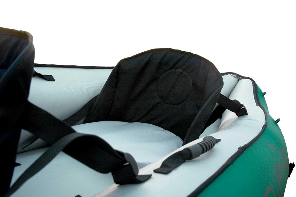 Kajaka Prowake KCC Rafting grün