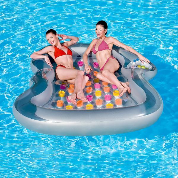 lagerverkauf double lounge von bestway g nstig kaufen lagerverkauf schlauchboote mit motor. Black Bedroom Furniture Sets. Home Design Ideas