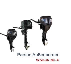 Außenborder-Motoren PARSUN