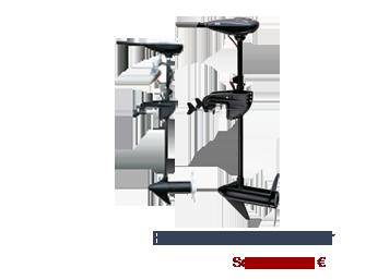 Elektro-Aussenborder / Akku-Aussenborder