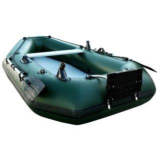 Bison Kleber auf Boot Rutenhalter f/ür Rippen Kajaks Schlauchboote Angelboote