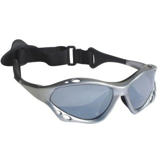 Jobe Sonnenbrille in Knox Silver
