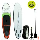 SUP  (inflatable iSUP) PROWAKE Shark1: Stand Up Paddle...