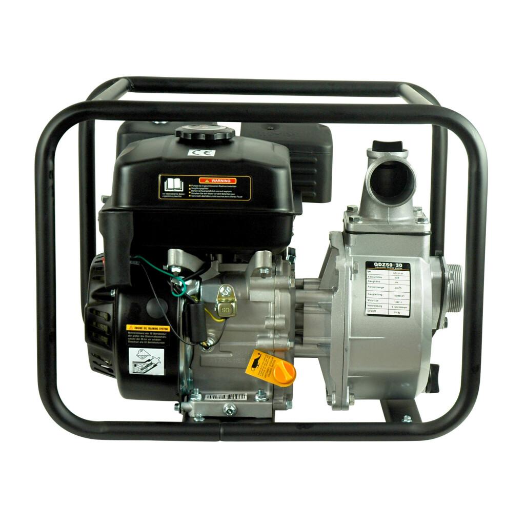 Garten Wasserpumpen: Lagerverkauf: Benzin-Wasserpumpe BW QDZ50-30 Zur Be- Und