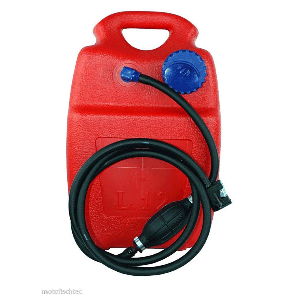 Kraftstoffhahn Elektrischer Benzinhahn 12 Volt Boot Aussenborder Benzintank